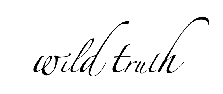 wild truth copy